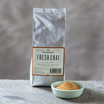 9 Spice Chai Dust (Garnish)