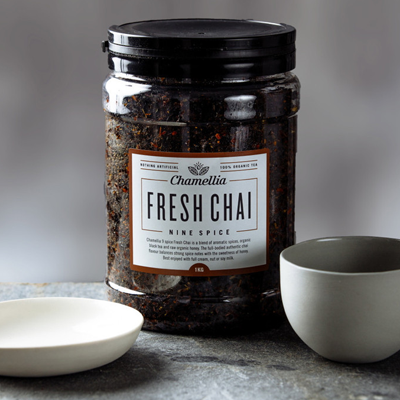 9 Spice Chai 1kg Tub
