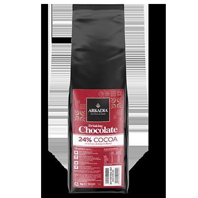 Arkadia Drinking Chocolate 24% Cocoa