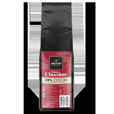 Arkadia 28% Drinking Chocolate 1kg
