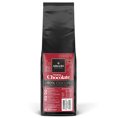 Arkadia 40% Drinking Chocolate 1kg