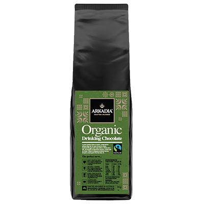 Arkadia Fairtrade Organic Drinking Chocolate