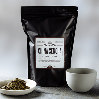 China Sencha Loose Leaf