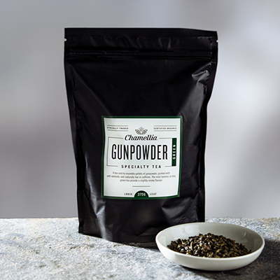 Gunpowder Green Loose Leaf