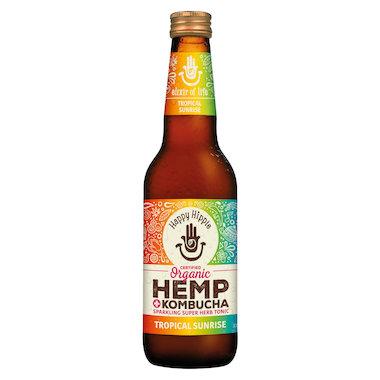 Happy Hippie Tropical Sunrise