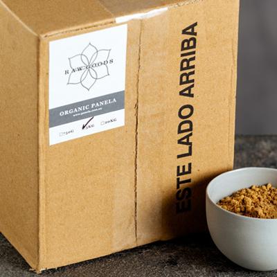 Raw Goods Organic Panela
