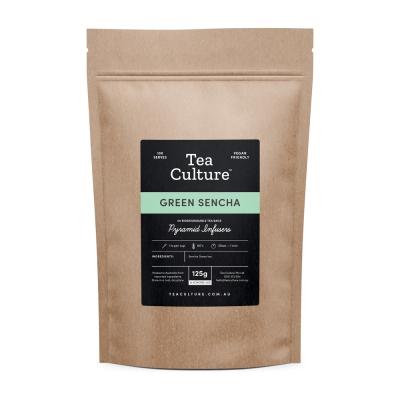 Tea Culture Green Sencha Teas