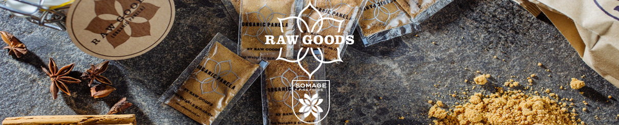 Raw Goods -Panela