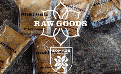 Raw Goods - Panela