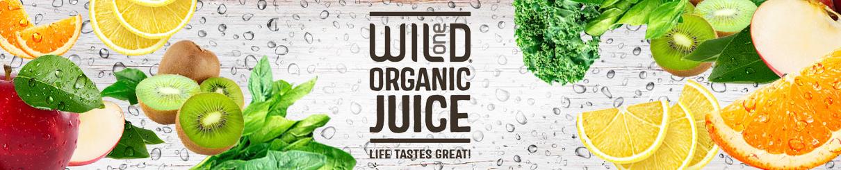 Wild1 Organic Juice
