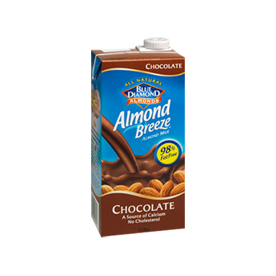 Blue Diamond Almond Breeze Chocolate Almond Milk