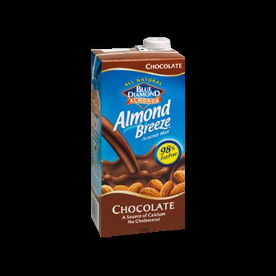 Blue Diamond Almond Breeze Chocolate Almond Milk