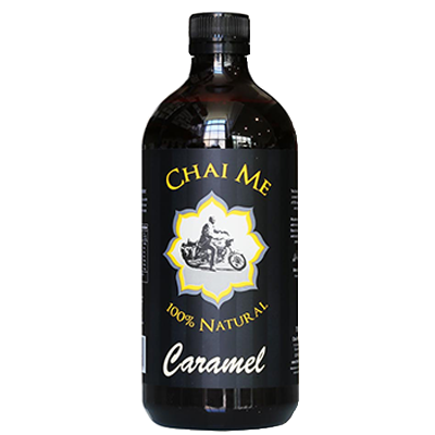 Chai Me - Natural Caramel Syrup