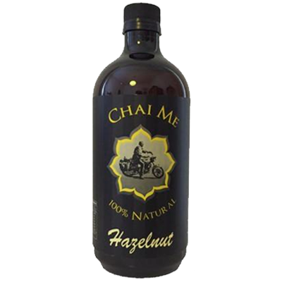 Chai Me - Natural Hazelnut-Syrup