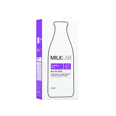 MilkLab Macadamia Milk