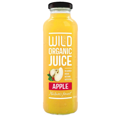 Wild1 Organic Juices | Apple