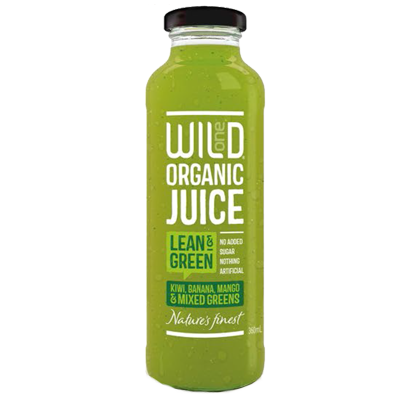 Wild1 Organic Juices | Leafy Greens