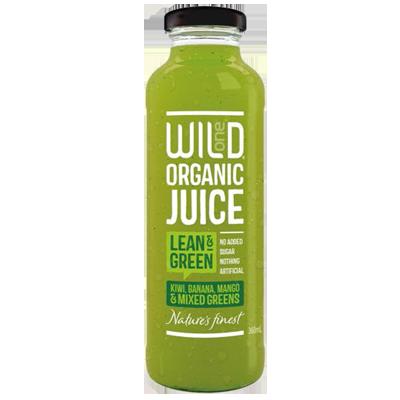Wild1 Organic Juices | Leafy Greens