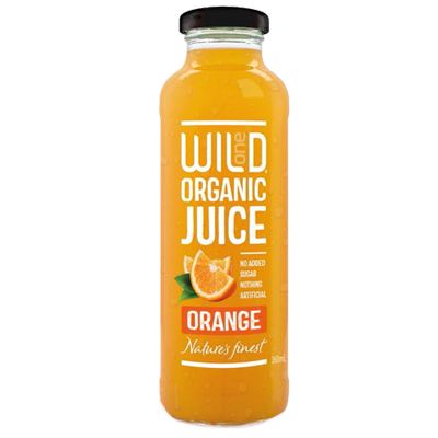 Wild1 Organic Juices | Orange Juice