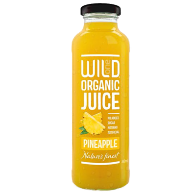 Wild1 Organic Juices | Pineapple