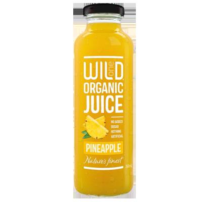 Wild1 Organic Juices | Pineapple