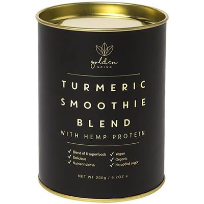 Golden Grind - Turmeric Super Smoothie Blend