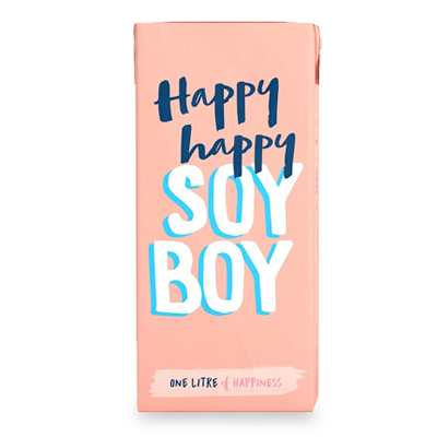 Happy Happy Soy Boy
