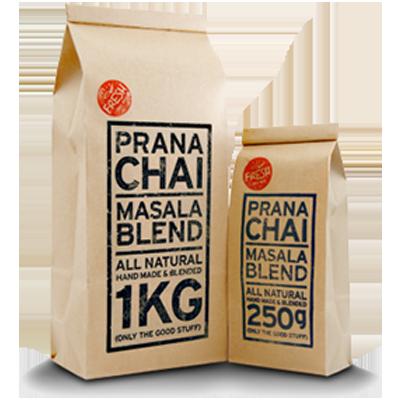 Prana Chai 250g & 1kg