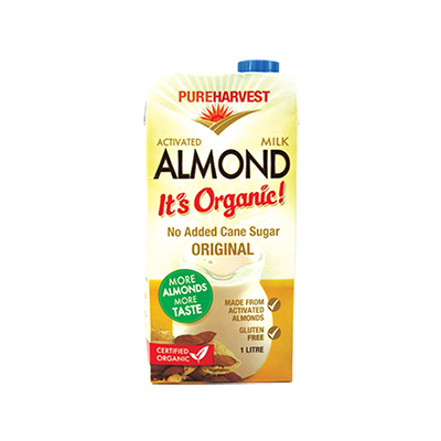 Pure Harvest Activated Almond Milk