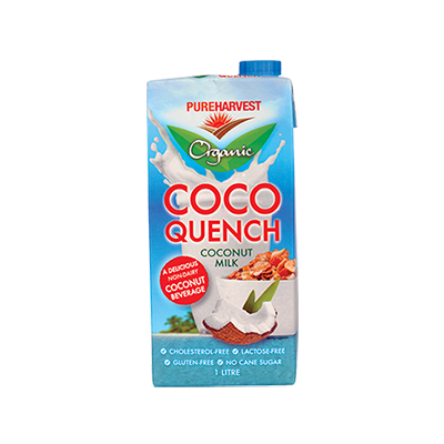 Pure Harvest Coco Quench Coconut Milk