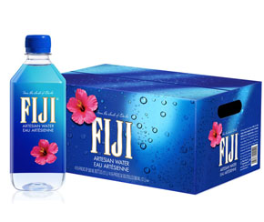 Fiji water discount